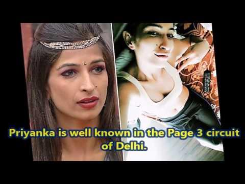 Bigg boss 10 Priyanka Jagga Biography