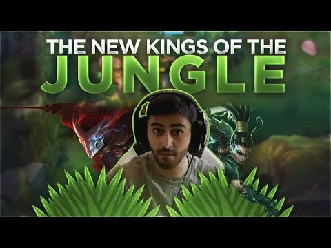 Yassuo | THE NEW KINGS OF THE JUNGLE