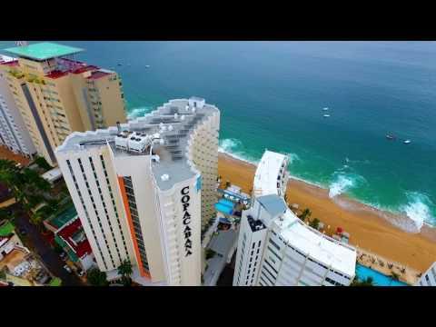 México Solar Hotel Copacabana Acapulco