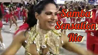 SAMBA SENSATION: BRAZILIAN SAMBA DANCING RIO DE JANEIRO