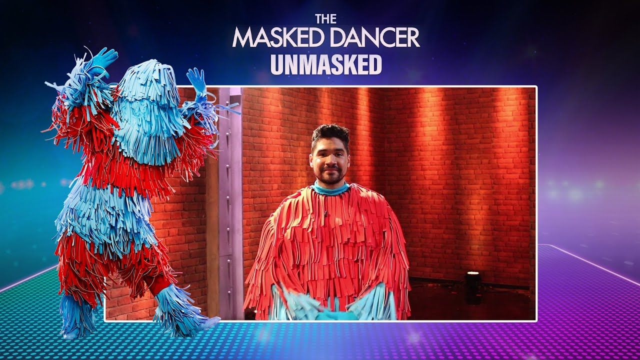 LOUIS SMITH's First Interview After Unmasking | The Masked Dancer UK