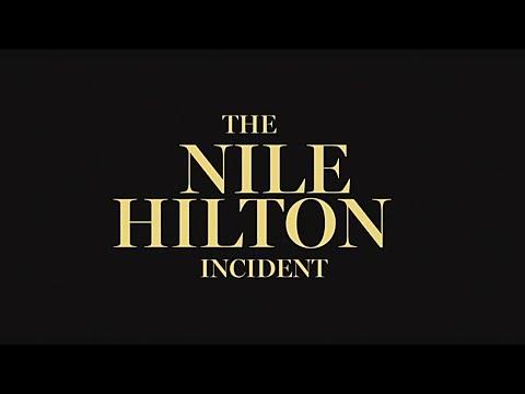 Nile Hilton Incident officiell trailer HD 2017   svenska undertexter