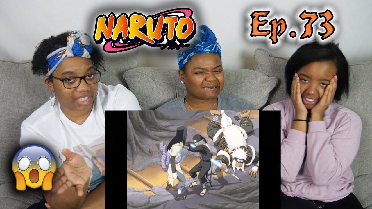 NARUTO Episode 73 Forbidden Secret Technique: Reaper Death Seal! Reaction