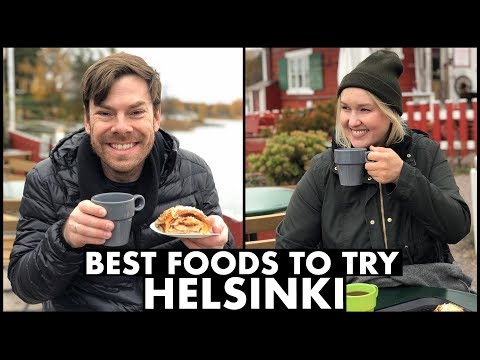 Best Foods to Try in Helsinki, Finland
