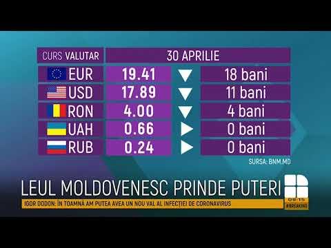 rata de schimb valutar euro