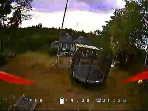 Some quadcopter stick/control  training