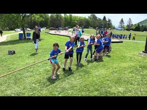 Olympic Day, Rush and Tamaqua, Tamaqua Elementary School, Tamaqua, 5-22-2015