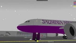 Nouveau Bauhinia Airways Hong Kong Roblox Airbus A319 - 100.