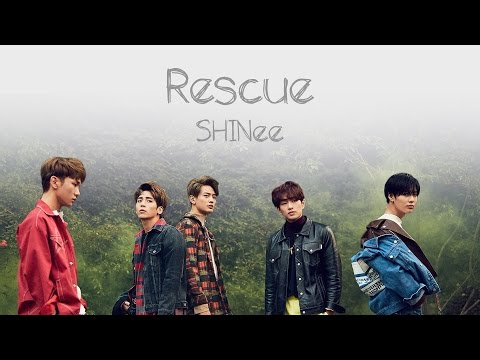 Rescue - SHINee (샤이니) [HAN/ROM/ENG COLOR CODED LYRICS]