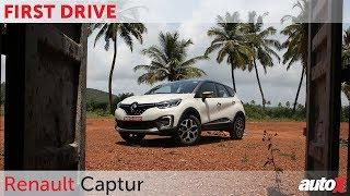 2017 Renault Captur Review | First Drive | autoX