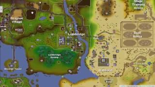 OSRS | Blog infromativo sobre confirmacion de mapa Cliente Original + Herramienta