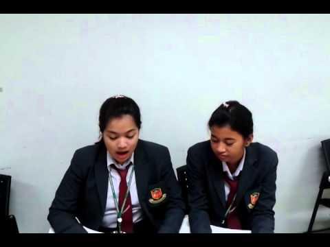 ใบงานที่ 1 สนทนาภาษาอังกฤษ ศูนย์การเรียนเพชรบุรี