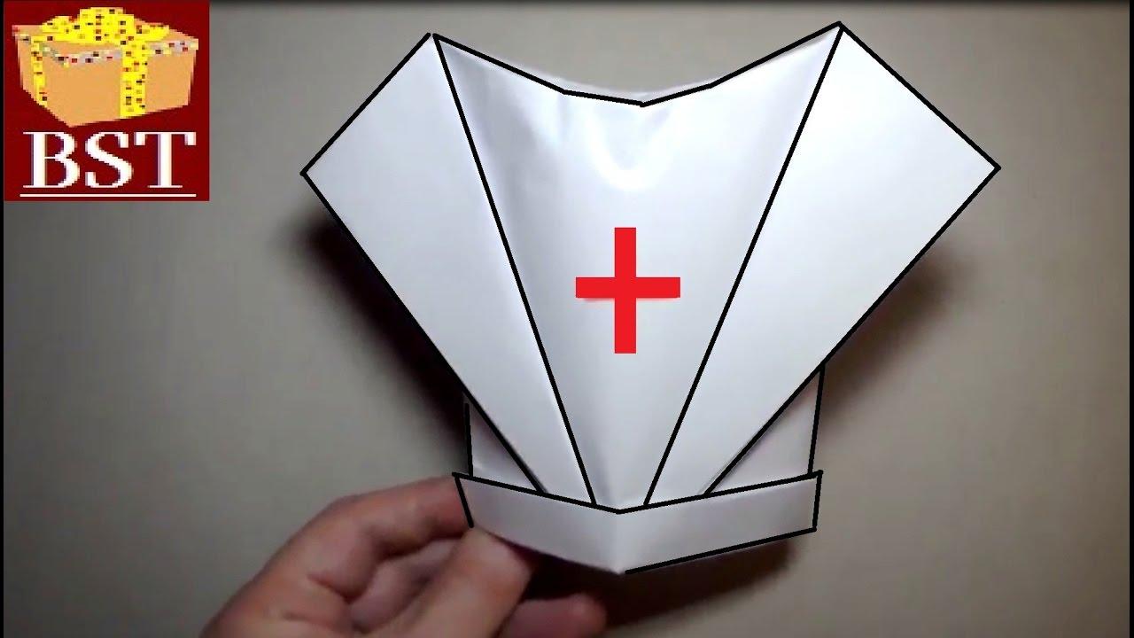 Как сделать оригами шапку фото 394
