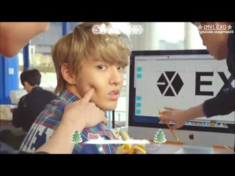Exo- The First Snow MV [Sub Español-Eng+Karaoke]