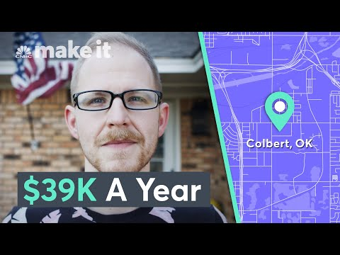 Living On $39K A Year In Oklahoma | Millennial Money