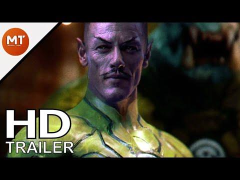 Green Lantern Trailer (2018) - John Stewart| [FAN-MADE]