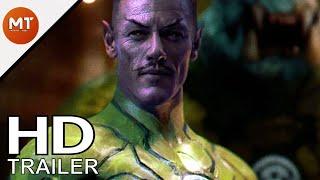 Green Lantern Trailer (2018) - John Stewart  [FAN-MADE]