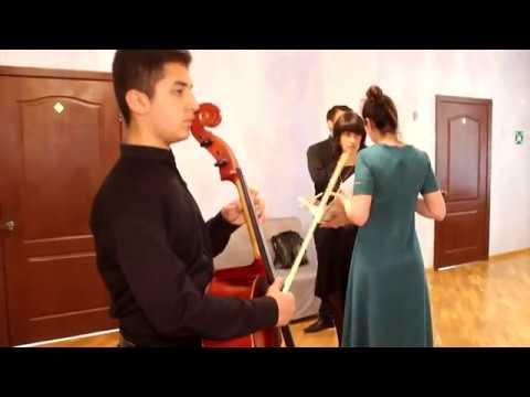 IV международный конкурс виолончелистов им. С. Кнушевицкого.