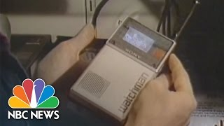 80s Flashback: When TV Watches Were All the Rage | Flashback | NBC News