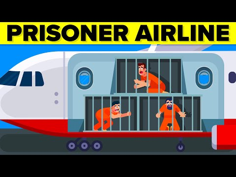 Con Air - the Prisoner Airline (Most Efficient and Dangerous Airline in the Sky)