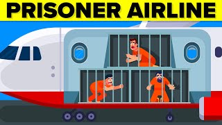 Con Air  the Prisoner Airline (Most Efficient and Dangerous Airline in the Sky)