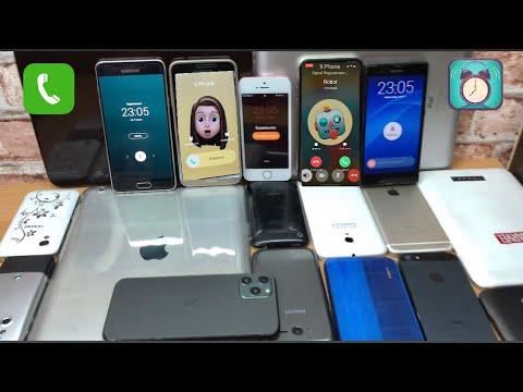 Incoming Call & Alarm Clock Samsung/Sony/iPhone/Sony Ericsson