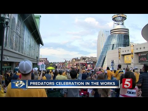 Nashville Plans Preds Party