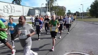 Kistaloppet 2012 vid 1 km