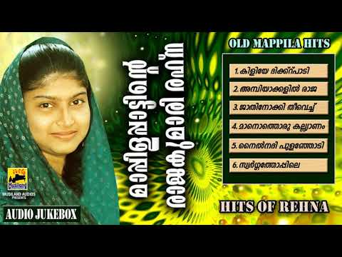 രഹന ഹിറ്റ്സ്Mappila Pattukal Old Is Gold| Mappila Pattinte Rajakumari Rehna | old mappila songs