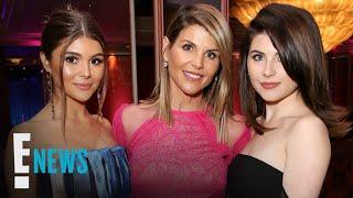 Lori Loughlin's Daughters Break Their Instagram Silence | E! News