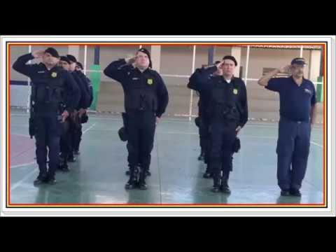 COPBAVAL Apresenta Curso De Defesa Pessoal Policial