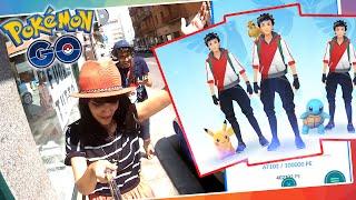 Pokemon GO ITA - Nuovo Aggiornamento! Passeggiamo Con I Nostri Pokémon! - #19