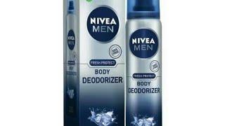 Nivea Men Body Deodorizer Review|Deodorant for Men|Nivea Ice cool Deodorant Review|Nivea Review