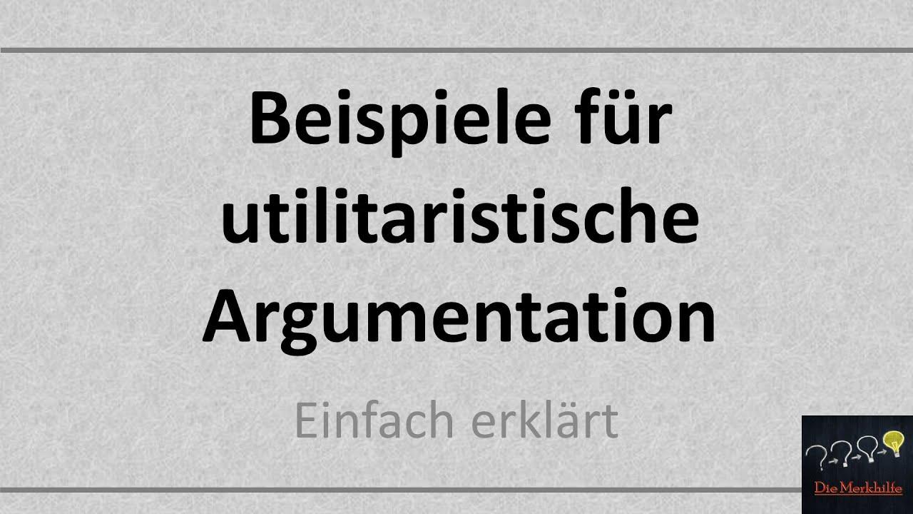 Organspende Utilitaristische Ethik 11