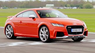 Chris Harris Lap: Audi TT RS | Extra Gear | BBC