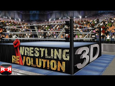 Wrestling Revolution 3D (By MDickie) - iOS - iPhone/iPad/iPod Touch Gameplay
