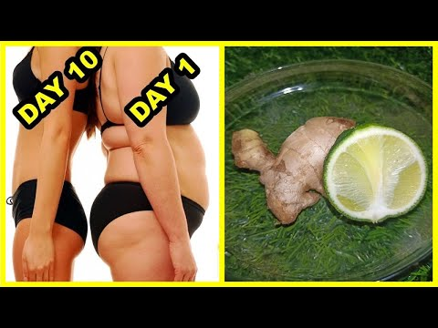 How to lose weight fast without exercise,Lose belly fat in just 10 days