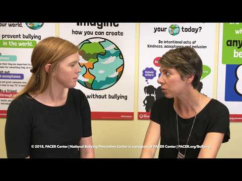 Using the IEP or 504 Plan to Help Address Bullying | PACERTalks About Bullying