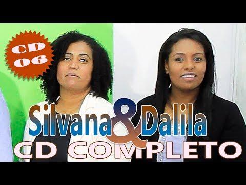 CD Completo CCB - Silvana & Dalila - Volume 06 - Participação: Vany, Adriana e Douglas