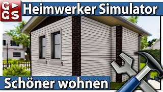 HEIMWERKER SIMULATOR 🛠 Pimp my Office #22 House Flipper deutsch