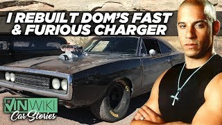 Download I found & rebuilt Toretto's Charger for SEMA 2019 Mp3 and Videos