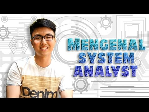 Mengenal System Analyst