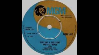 TANGERINE PEEL - play me a sad song and i