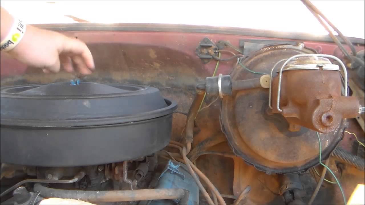How To Install A Tach On 70s Gm V8 Youtube 69 Camaro Wiring
