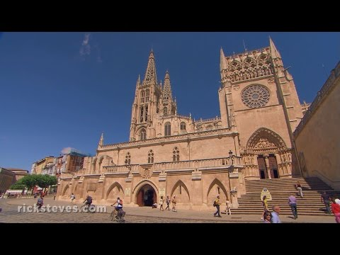 Burgos, Spain: Cathedral on the Camino