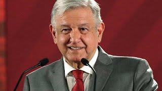 López Obrador responde a Trump en son de paz