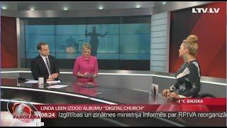 Intervija ar dziedātāju Lindu Leen