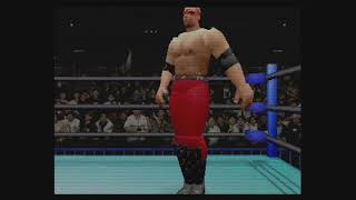 All Japan Pro Wrestling Featuring Virtua- Sega Saturn-