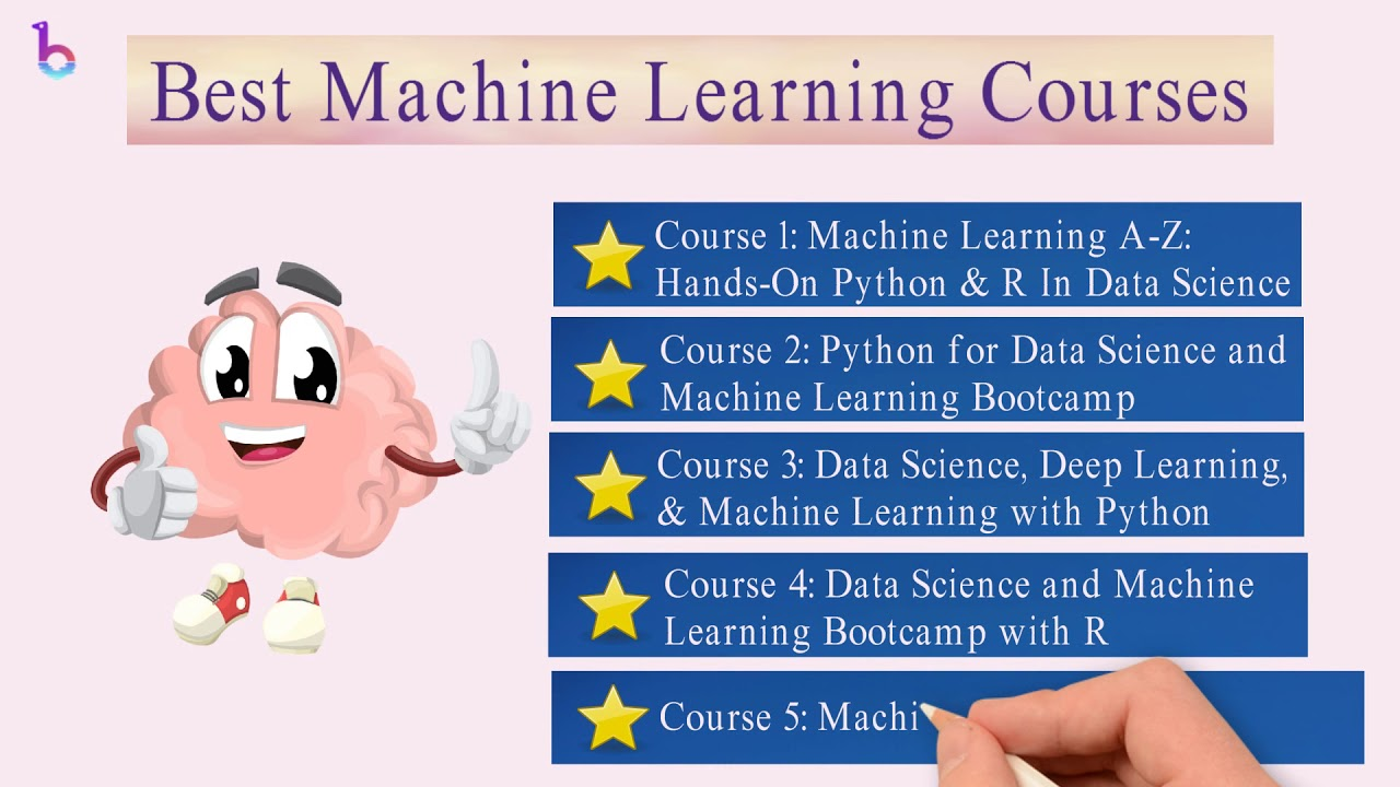 Best Machine Learning Courses 2019 - bestedly com