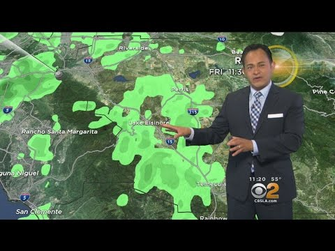 Craig Herrera's Weather Forecast (Feb. 17)
